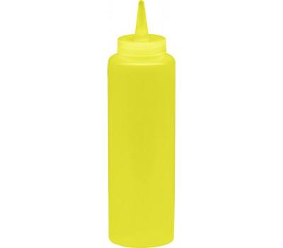 Диспенсер для бара желтый (соусник) 700мл [1741, 32101 ] к1369/2