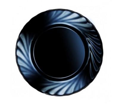 ф-Тарелка 19,5см Трианон Н4999 черн.