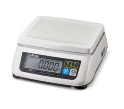 Весы торговые фасовочные CAS-SWN 6C (до 6кг)
