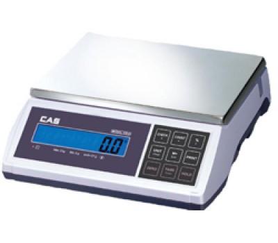 Весы торговые фасовочные CAS-ED-15H (до 15кг)