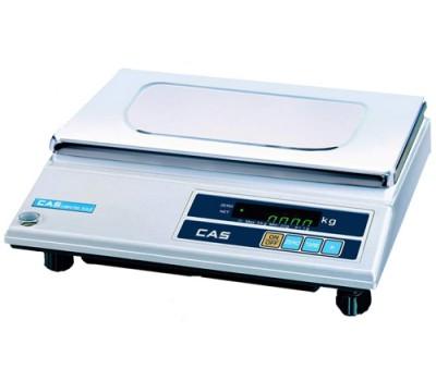 Весы торговые фасовочные CAS-AD-10 (до 10кг)