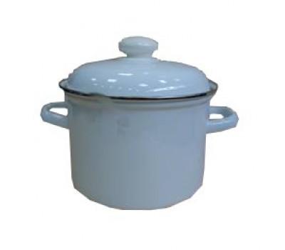 Кастрюля эмаль 4,5л С-1615АП2 уп4
