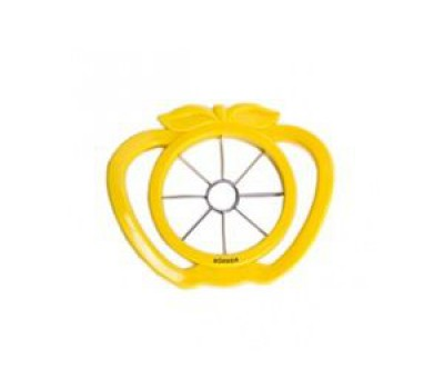 Яблокорезка желтая 810013