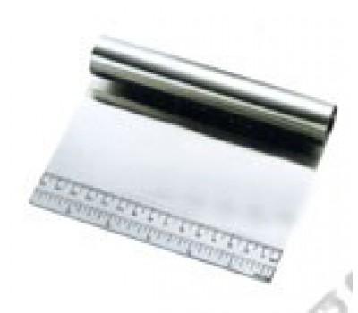 Скребок металлический 120 х 100 мм. 494