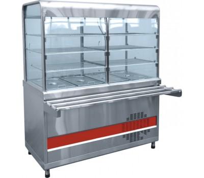 Прилавок холодильный ПВВ-70КМ-С-03-НШ