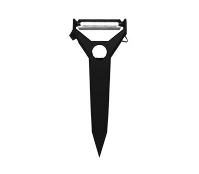 Нож-турбочистка треугольн. черн. 3810303