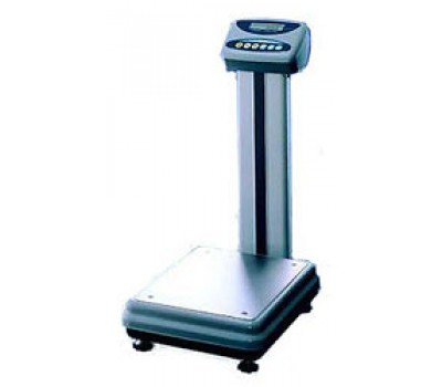 Весы платформенные фасовочные CAS-DL-100 (до 100кг)