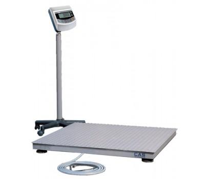 Весы платформенные фасовачные ВСП -300Н (1,0х1,0)