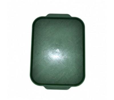 Поднос 1730 45*35,5 см. темно-зеленый (414)MG