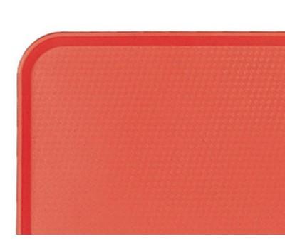 Поднос 1418FF 163 (35*45) Cambro, красный