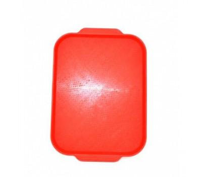 Поднос 1730 45*35,5 см. темно-красный (416)MG