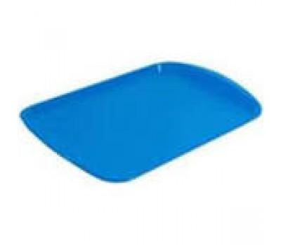 Поднос прямоугольный 435*305мм синий РТ9215