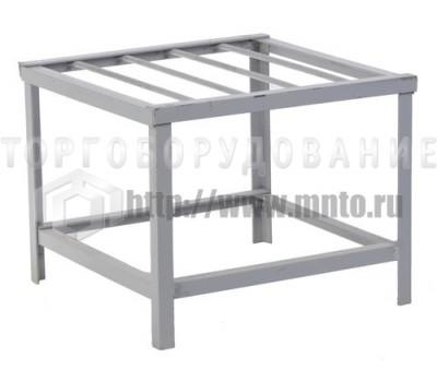 П-Тумба металлическая (решетка) 450*450*360