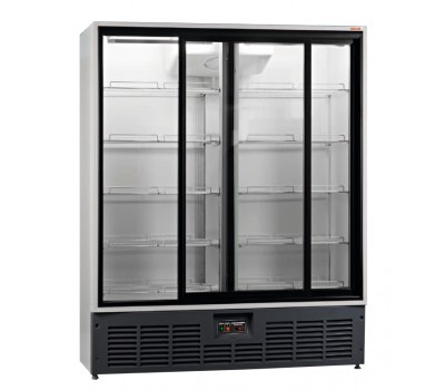 Шкаф холодильный Ариада R 1400 МС дверь-купе