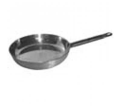 Сковорода нерж. d=360/53 двойное дно кт759