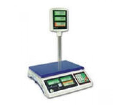 Весы торговые электронные МИДЛ-МТ 15 МГЖА (до 15 кг)